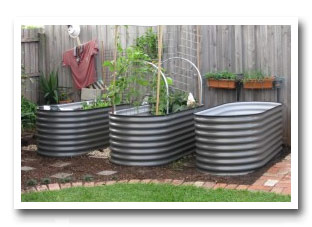 CorroSteel Industries Water Tanks Veggie Gardens Pet Products
